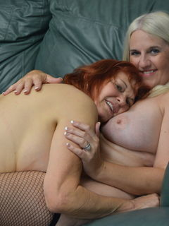 Two mature lesbians Oral Angie and Anna Moore