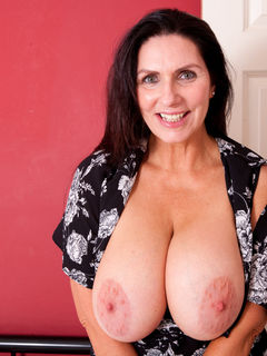 Josephine James showing her big natural tits
