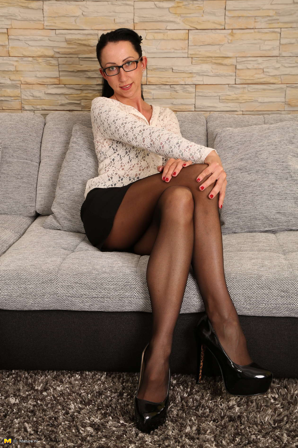 German pantyhose pics