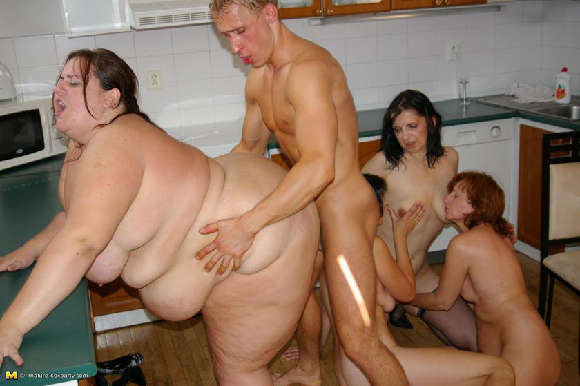 Mature home party