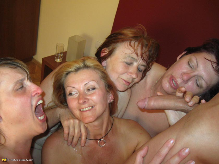 2 mature ladies enjoy time together 4