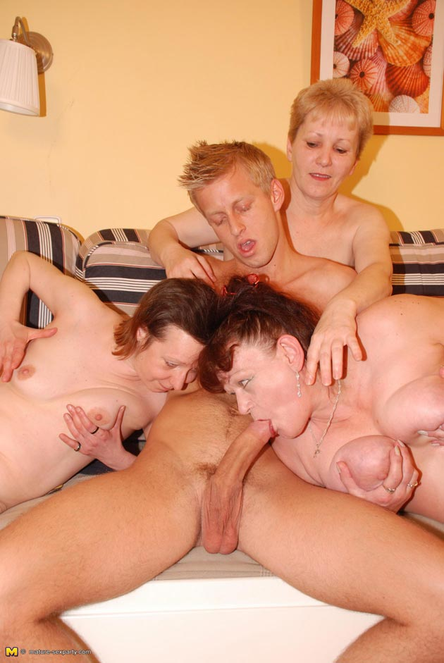 Horny mature women party opinion